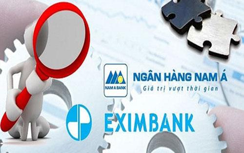 Reuters: Eximbank đang đàm phán sáp nhập với Nam A Bank