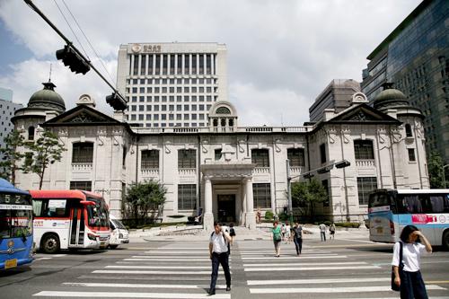 Ngân hàng Hàn Quốc giữ nguyên lãi suất