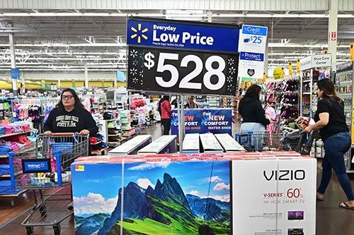 Lạm phát cơ bản Mỹ có mức tăng lớn nhất trong gần một năm rưỡi
