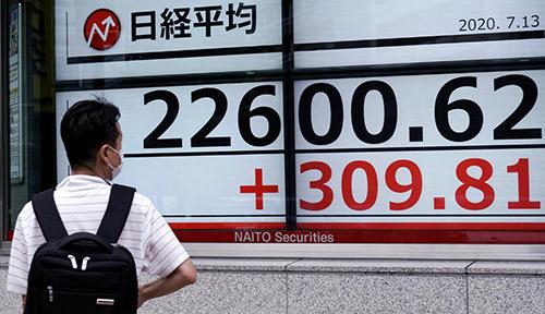 Thị trường châu Á đi lên với khởi đầu mạnh mẽ trong tuần; cổ phiếu kỳ hạn của Mỹ cao hơn
