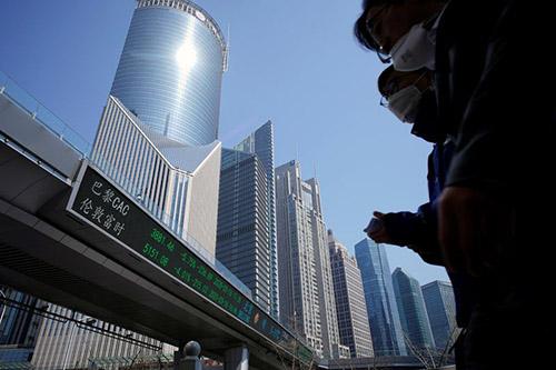 Cổ phiếu châu Á tăng khi các cổ phiếu blue-chip Trung Quốc đạt đỉnh năm năm