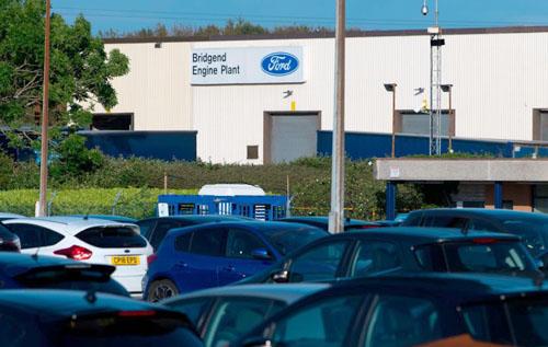 Ford đóng cửa nhà máy tại Anh vì hỗn loạn từ Brexit ảnh hưởng đến sản xuất