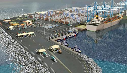 Costa Rica mở cảng container mới trên bờ biển Caribbe