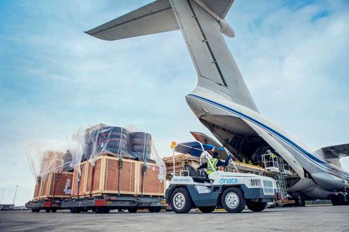 IATA giảm dự báo tăng trưởng lưu thông hàng hóa hàng không vì căng thẳng thương mại, Brexit