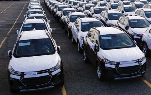 Doanh số bán xe toàn cầu dự kiến giảm 3.1 triệu trong năm nay, đợt giảm sâu nhất tù cuộc Đại Suy thoái