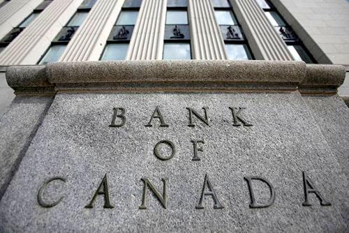 Ngân hàng Canada sẽ giữ lãi suất đến năm 2020