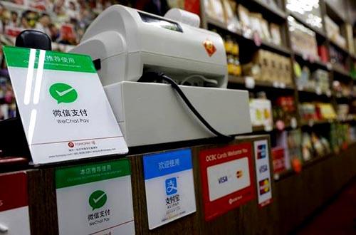 Du khách đến Trung Quốc cuối cùng có thể sử dụng các hệ thống thanh toán cực kỳ phổ biến của nước này