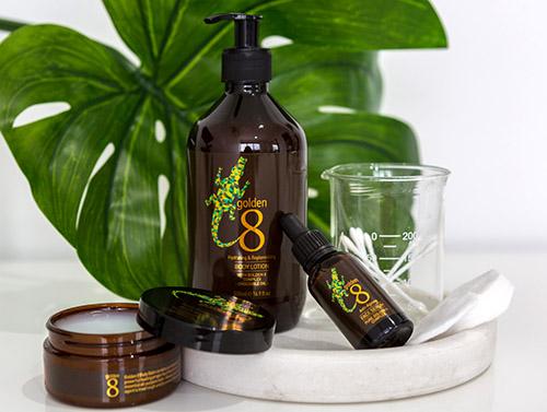 Golden 8 hướng đến cơ hội mới trong thị trường chăm sóc da nhạy cảm của Châu Á cho các sản phẩm từ dầu cá sấu