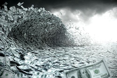 Làn sóng tiền tệ đang đánh vào các thị trường mới nổi