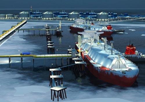Dự án Artic LNG-2 21 tỷ USD của Nga được bật đèn xanh