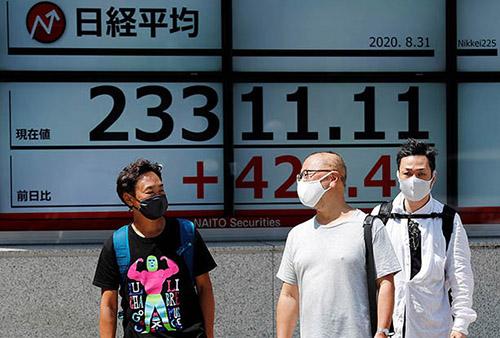 Thị trường châu Á lại suy giảm khi cổ phiếu công nghệ Mỹ chững lại