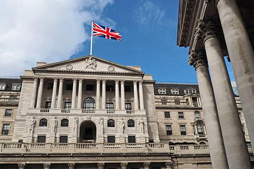 Lãi suất ở Anh có khả năng xuống dưới 0 trong năm 2021