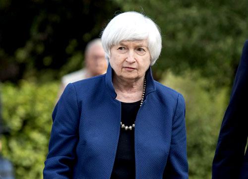 """Janet Yellen: Lạm phát thấp trong năm nay là một """"bất ngờ"""" không thể giải thích"""