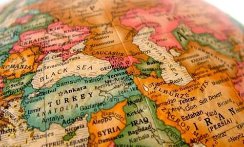 Biển Caspi: Khoản cược tốt nhất của Trung Quốc cho dự án Vành đai và Con đường