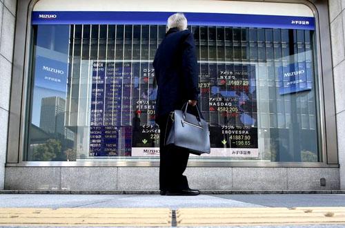 Cổ phiếu châu Á tăng nhờ vấn đề nợ trần Hoa Kỳ được giải quyết
