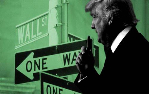 Thông điệp từ Wall Street cho ông Trump: Không có chiến tranh thương mại. Và để Amazon yên