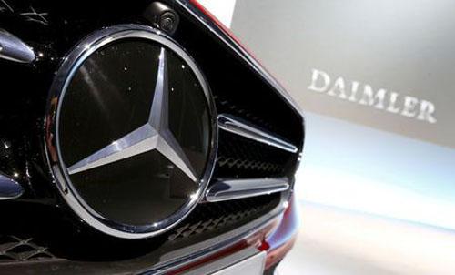 Daimler từ bỏ các kế hoạch ở Iran