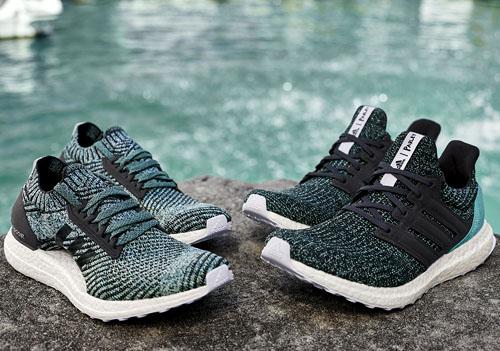 Adidas tham gia cuộc chiến chống hàng nhựa