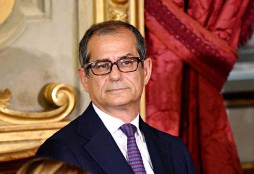 Bộ trưởng kinh tế Italy hứa ở lại khu vực đồng euro, giảm nợ