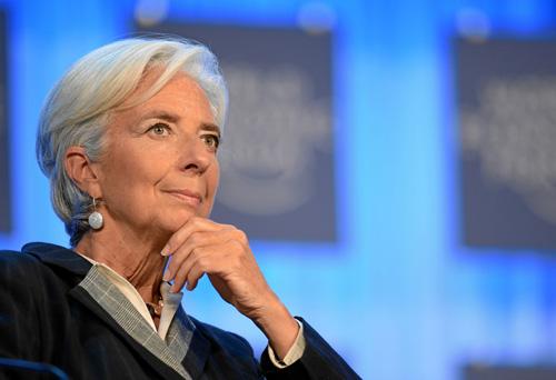 Christine Lagarde: Tình hình kinh tế toàn cầu xấu đi từng ngày
