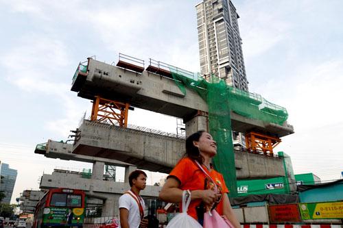 Chi tiêu đầu tư chậm của chính phủ Thailand có thể cản trở tăng trưởng
