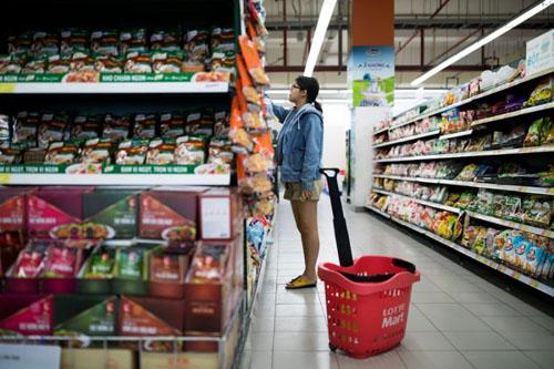 Lotte bán 22 cửa hàng ở Bắc Kinh cho Wumart