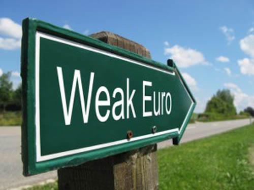 Đồng euro yếu sẽ không giúp nhiều để thúc đẩy lạm phát